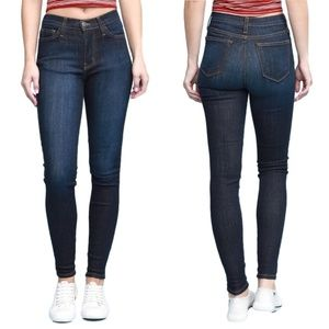 NWT Judy Blue Jeans Skyler High Rise Skinny